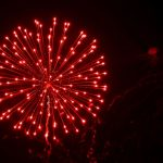 Fireworks should be used in controlled situations and with a licence.