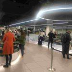 Belfast City Airport security Oct2018