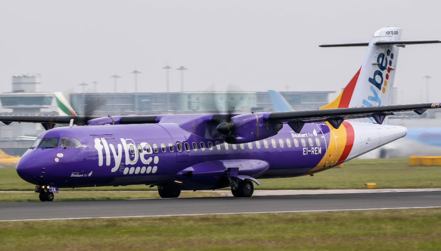 Flybe.