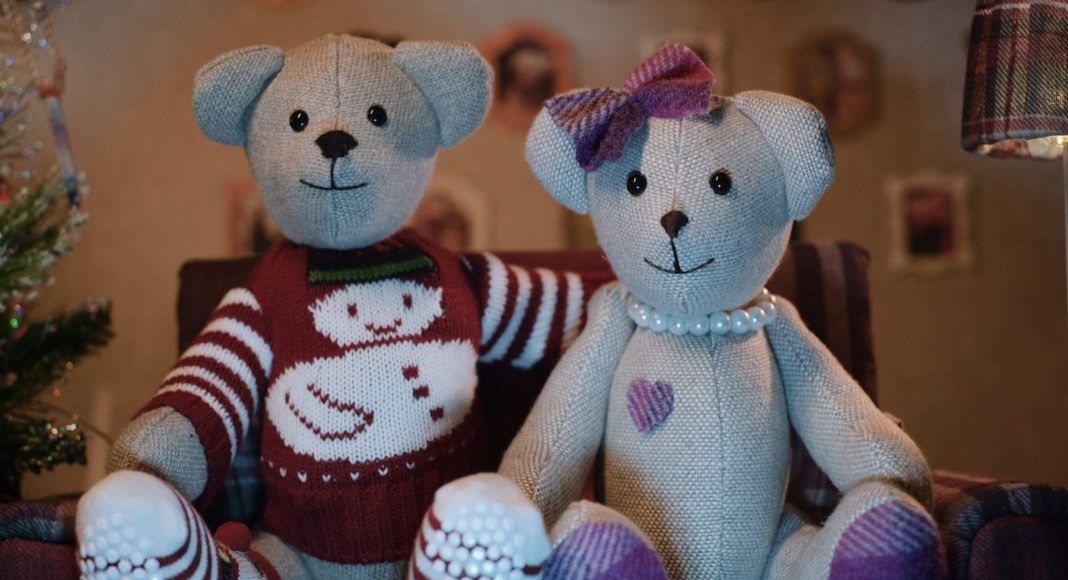 wo of Ballymena's best loved characters, Bertie and Bella, are making a welcome return to the town for this year's festive season as they once again star in Ballymena BID's Christmas advert.