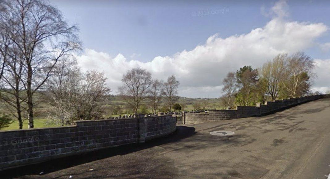 Cemetery, Ballycarry.