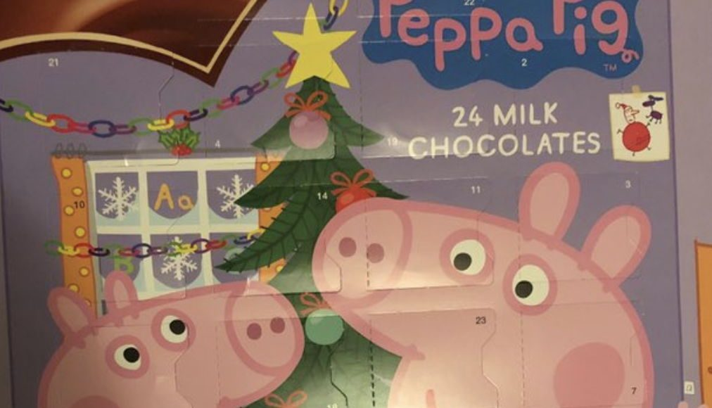 Have you forgotten to open the advent calendar?