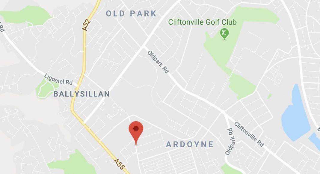 Ardoyne Road.