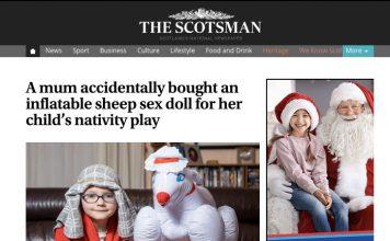 The Scotsman.
