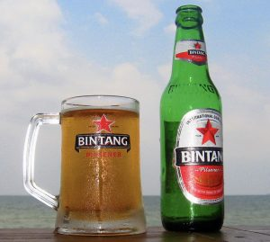 How a Bintang should be...