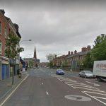 Clifton Street, Belfast.