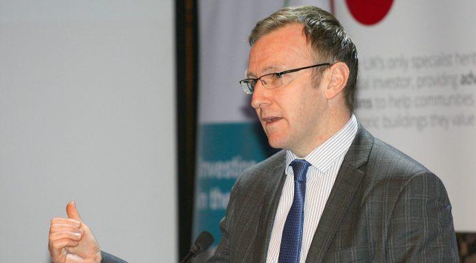 Phelim Sharvin, Associate Director of UCIT,